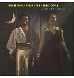 PMG Jimi Lee, Mona Finnih & The Sensationals - A Stroll In The Moonlight
