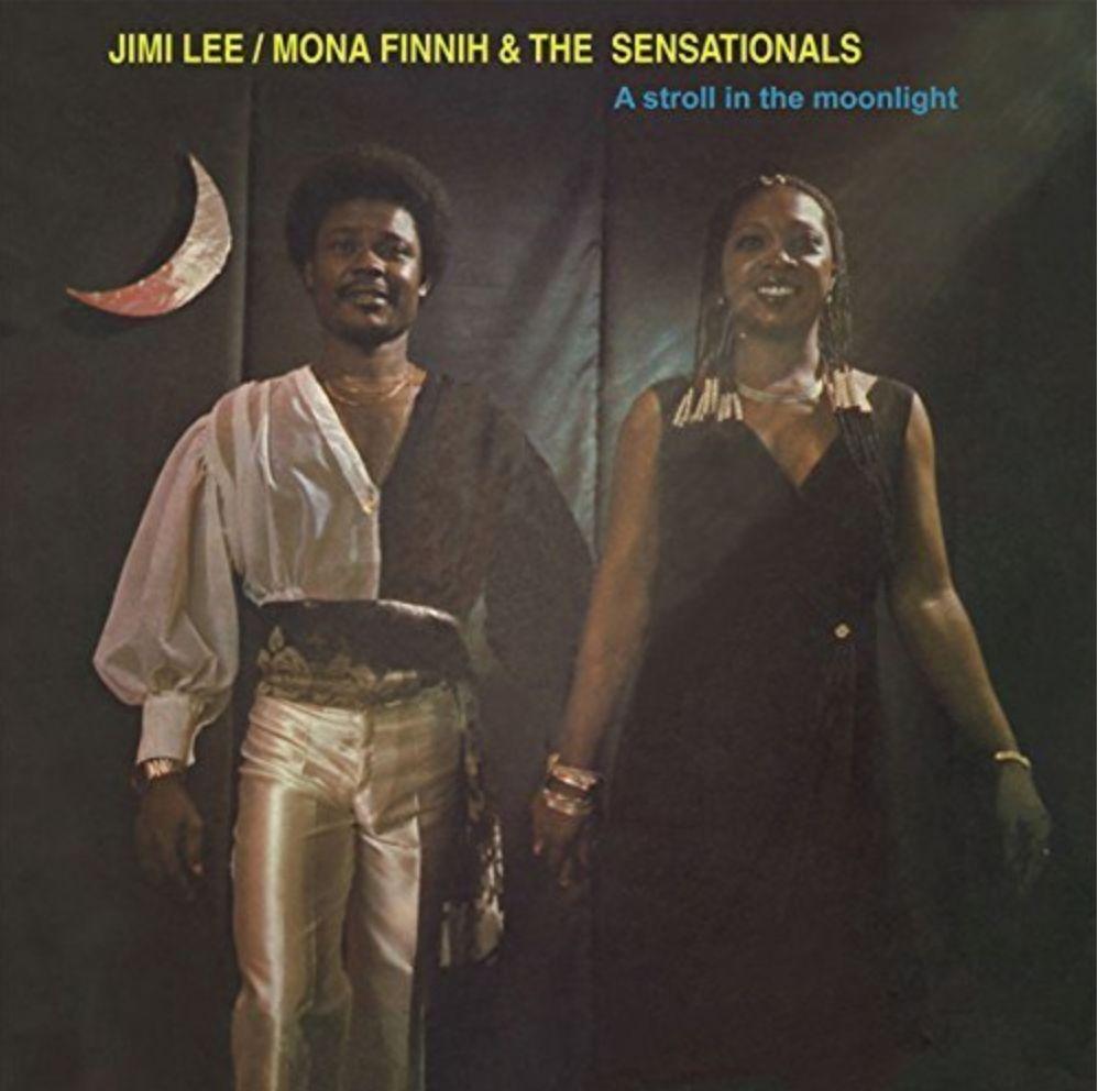 PMG Jimi Lee, Mona Finnih & The Sensationals - A Stroll In The Moonlight