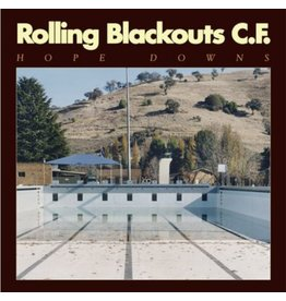 Sub Pop Records Rolling Blackouts Coastal Fever - Hope Downs (Coloured Vinyl)