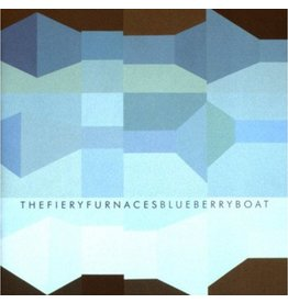 Rough Trade Records The Fiery Furnaces - Blueberry Boat