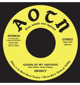 Athens Of The North Infinity - Queen Of My Universe