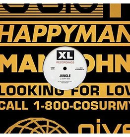 XL Recordings Jungle - Happy Man / House In LA