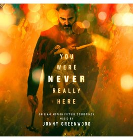 Invada Records Jonny Greenwood - You Were Never Really Here OST