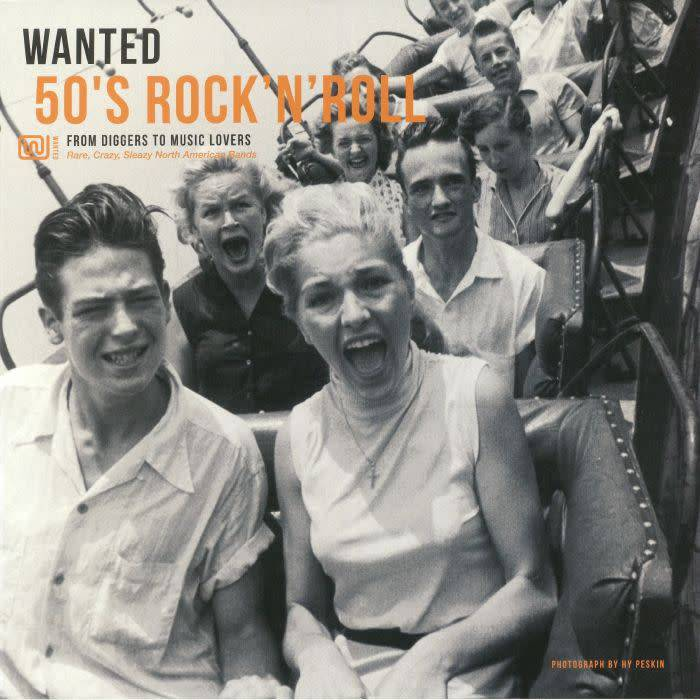 Wagram Music Various - Wanted: 50s Rock n Roll