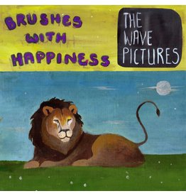 Moshi Moshi The Wave Pictures - Brushes With Happiness (Coloured Vinyl)