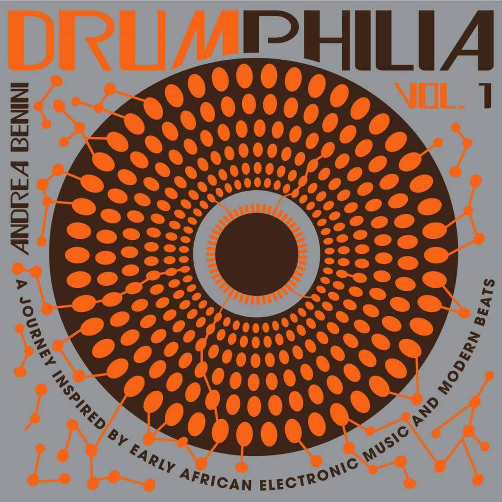 Crystalline Andrea Benini - Drumphilia Vol. 1