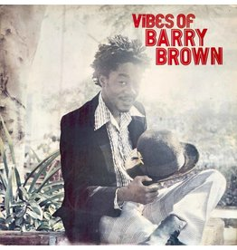 Radiation Roots Barry Brown - Vibes of Barry Brown