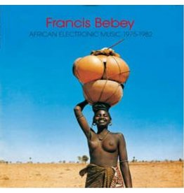Born Bad Records Francis Bebey - African Electronic Music 1975-1982