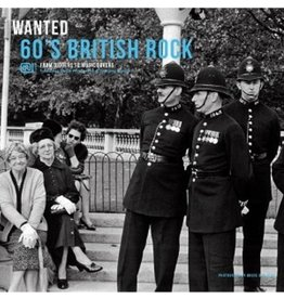 Wagram Music Various - Wanted: 60s British Rock