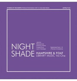 Athens Of The North Hampshire & Float - Nightshade