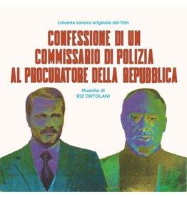 Four Files Riz Ortolani - Confessione di un commissario di polizia al procuratore della Repubblica