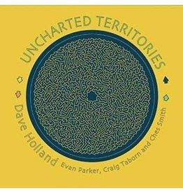 Dare 2 Records Dave Holland - Uncharted Territories