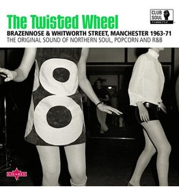 Charly Various - Club Soul: The Twisted Wheel