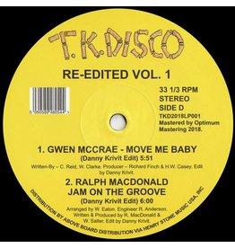 TK Disco Various - Re-Edited Vol. 1