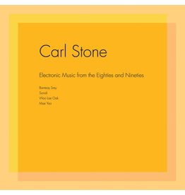 Unseen Worlds Carl Stone - Electronic Music From The 80s & 90s