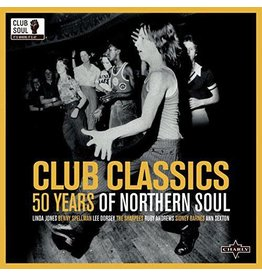 Charly Various - Club Classics: 50 Year of Northern Soul