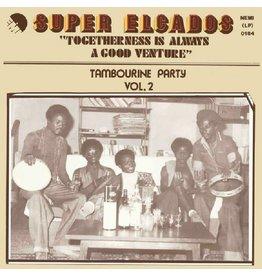 Mr Bongo Super Elcados - Togetherness Is Always A Good Venture (Tambourine Party Vol. 2)