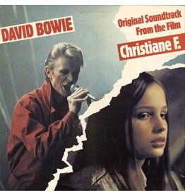 Parlophone David Bowie - Christiane F OST (Coloured Vinyl)