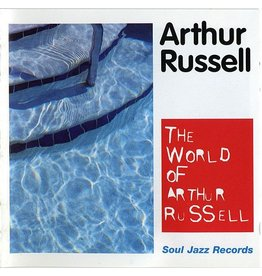 Soul Jazz Records Arthur Russell - The World of Arthur Russell