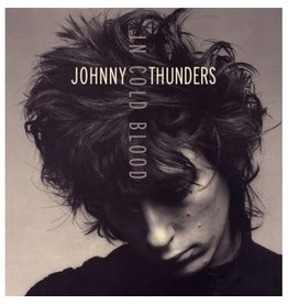 Easy Action Johnny Thunders - In Cold Blood