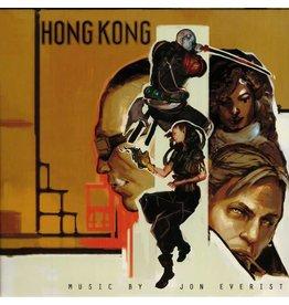 Black Screen Jon Everist - Shadowrun: Hong Kong OST (Coloured Vinyl)