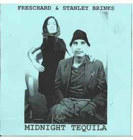 Fika Recordings Freschard & Stanley Brinks - Midnight Tequila