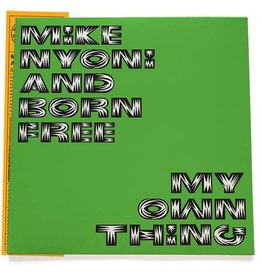 Now-Again Records Mike Nyoni & Born Free - My Own Thing