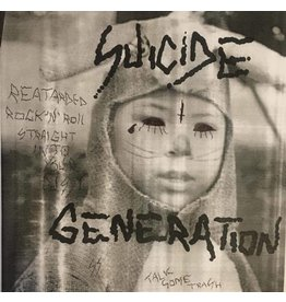 Dirty Water Records Suicide Generation - 1st Suicide