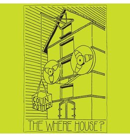 Dark Entries Colin Potter - The Where House?