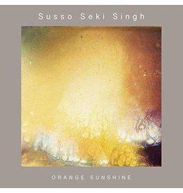 Painted World Music Susso Seki Singh - Orange Sunshine (Coloured Vinyl)