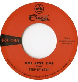 Numero Group Step By Step - Time After Time / She's Gone