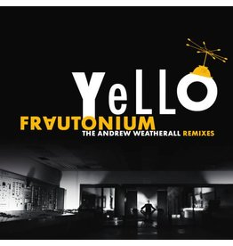 Blank Media Yello - Frautonium (Andrew Weatherall Remixes)
