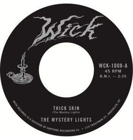 Wick Records The Mystery Lights - Thick Skin/In The Darkness
