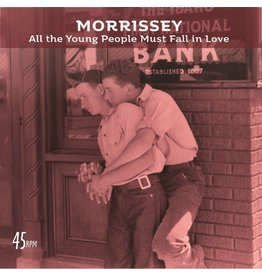 Warner Music Group Morrissey - All the Young People Must Fall in Love (Bob Clearmountain Mix) / Rose Garden (Live)