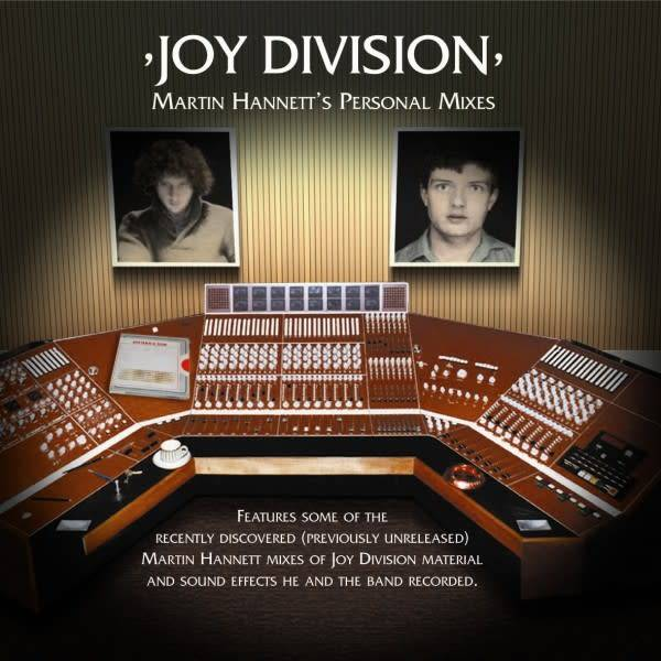 Ozit Vinyl Joy Division - Martin Hannett's Personal Mixes