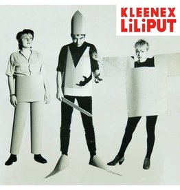 Mississippi Records Kleenex / LiLiPut - First Songs
