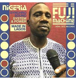 Soul Jazz Records Nigeria Fuji Machine - Synchro Sound System & Power