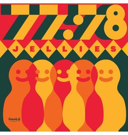 Heavenly Recordings 77:78 - Jellies (Coloured Vinyl)