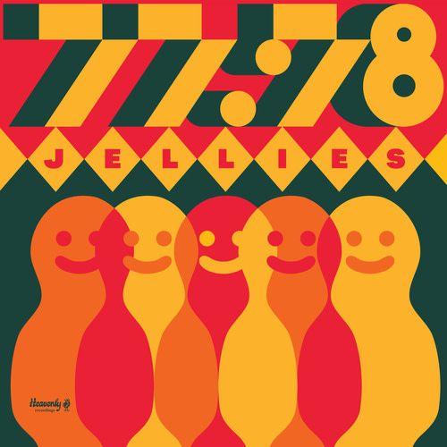 Heavenly Recordings 77:78 - Jellies (Coloured Vinyl)