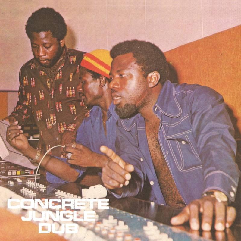 Dubstore Records King Tubby - Concrete Jungle Dub