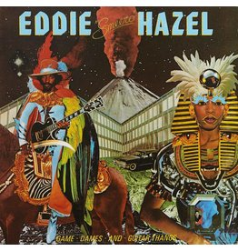 Bewith Eddie Hazel - Game, Dame and Guitar Thangs