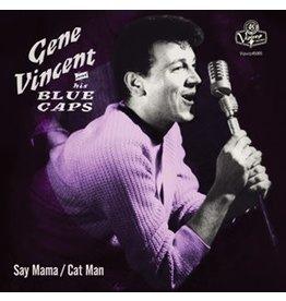 VipVop Gene Vincent & His Blue Caps - Say Mama / Cat Man
