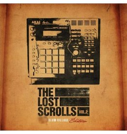 Ne'astra Music Group Slum Village - The Lost Scrolls 2 (Slum Village Edition)