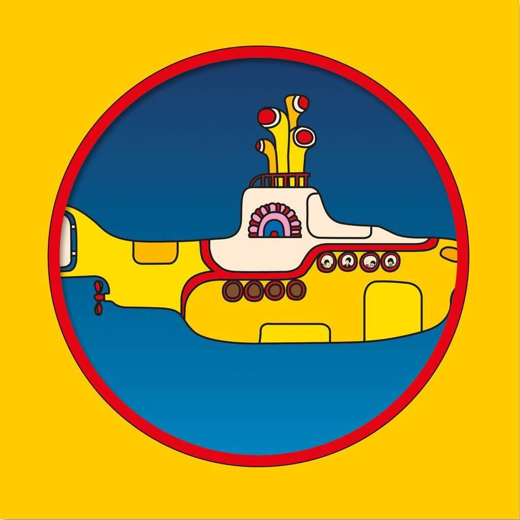 Universal Music UK The Beatles - Yellow Submarine (Limited Edition)
