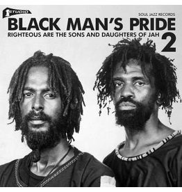 Soul Jazz Records Various - Black Man's Pride 2: Righteous Are The Sons And Daughters Of Jah