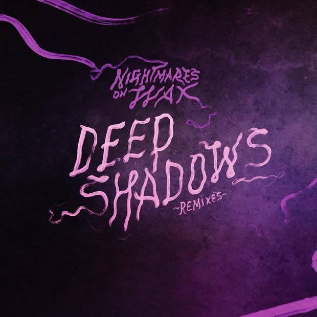 Warp Records Nightmares On Wax - Deep Shadows Remixes