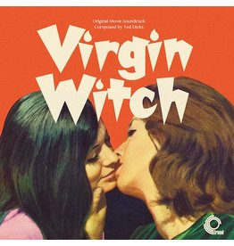 Trunk Records Ted Dicks - Virgin Witch OST
