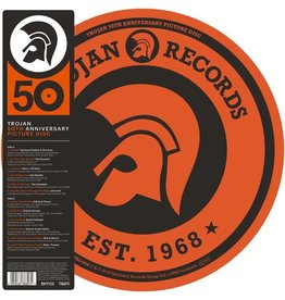 Warner Music Group Various - Trojan 50th Anniversary Picture Disc