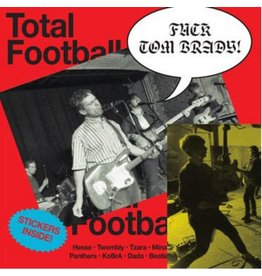 Rough Trade Records Parquet Courts - Total Football