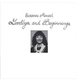 Frederiksberg Records Suzanne Menzel - Goodbye & Beginnings